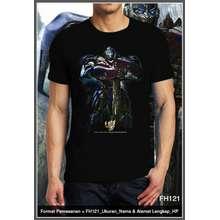 Transformers 2 Baju Kaos Gildan Print Custom Design Distro