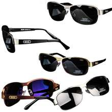 0664b38aff SALE AUDI Polarized Lenses Unisex Driving Sunglasses  Free Brand Box +  Accessories