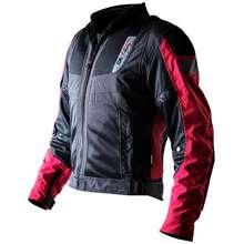 TDR Touring Jacket Black/Red