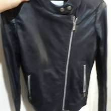Mango Leather Jacket Preloved. Ukuran S.