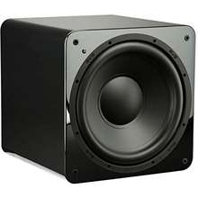 SVS Sb 1000 Subwoofer Piano Gloss Black 12 Inch Driver 300 Watts Rms Sealed Cabinet