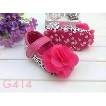 Mothercare sepatu bayi prewalker pink flower - pwa57 ff353a3f61