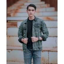 The Bojiel Jaket Jeans Bojiel Pria