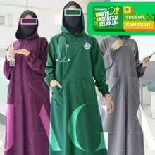 Mayer Hazmat Baju Pelindung Gamis Apd Waterproof Premium
