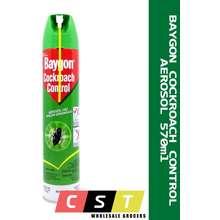 Baygon Cockroach Control Aerosol Spray 570Ml