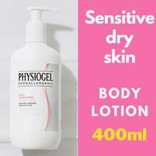 Physiogel Red Soothing Ai Body Lotion, 400Ml, Calming Relief Ai Body Lotion