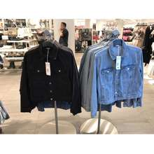H&M Women'S - Jaket Denim