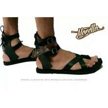 Morello Sandal Gladiator Pria Obel Pu Leather