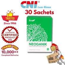CNI Well3 Neoganik 30S - Melegakan Sembelit & Pembersihan Usus, Serat Gandum, Inulin, Dextrin, Chia Seed