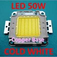 Power Lampu LED 50W Cold white HPL 6000-6500K Putih High 30-34V 1500mA
