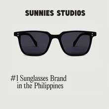 68000a0a69d Sunnies Studios Henrick Square Sunglasses for Men and Women (Mantis Full)