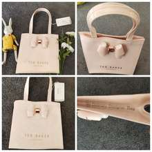 Ted Baker Tas Baby Pink (Bnwt) Brand New With Tag (Brand) Ekslusif Preloved (Pr)