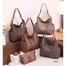 BONIA Tas Hobo Shoulder Bag 869 Set 2In1 Semipremium