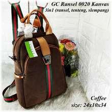 G.C Gc Ransel 0020 Kanvas