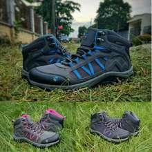 Gelert Sepatu Gunung / Sepatu Gunung Wanita / Sepatu Gunung Waterproof / Sepatu Hiking Wanita