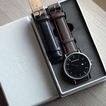 The Horse Hot Promo Terbaru Murah Strap Jam Tangan Model Military Army Nylon 22Mm - Cmw 24 - Brown Terlaris
