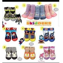 skidders sepatu karet kaos kaki anak bayi