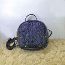 Lokal Brand Tas Wanita Nagita (Blue)