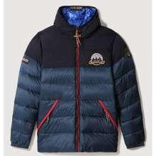 Napapijri Mens Ater Jacket Original - Jaket Hangat - Jaket Gunung - Jaket Down