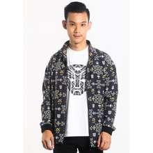 Bateeq Men Jacket Tb Cotton Print Mix/As312-19