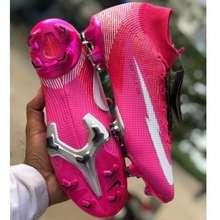 Nike Sepatu Bola Mercurial Superfly Vii Elite Pink Metallic