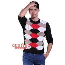 Gudang Fashion sweater kombinasi warna swe 891