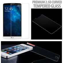 Power lg k10 new / x 2 - premium 2.5d curved tempered glass
