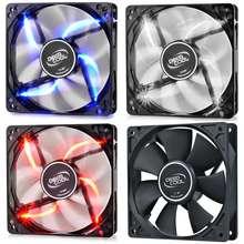 Deepcool Xfan Wind Blade 120 / 80 Hydro Bearing 120Mm 80Mm Case Cooling Fan Black Blue Red White Led