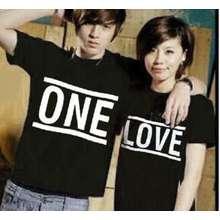 Couple Baju Kaos Couple Baju Pasangan Soulmate One Love