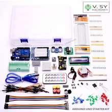 Arduino Uno Intermediate Starter Beginners Kit Set