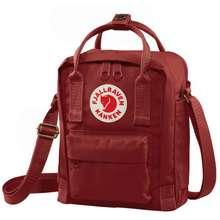 Fjallraven Kanken Sling Bag Ox Red Tas Selempang Wanita Original