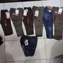 Cool Baby Celana Jeans Dan Katun 6 Sampai 36 Bulan Panjang Dan Pendek