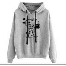 Snoopy Sweater Hoodie Abu Abu
