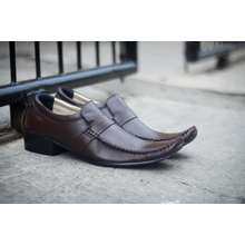 cevany Sepatu dio pantofel kulit asli kerja kantor pria b35f68e0f6