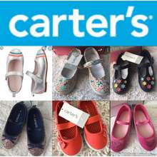 Carter's Bn Carters Toddler Girl Mary Janes Ballet Flats Shoes For 2-5 Years! Us7-Us10