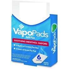 Vicks Vsp-19 Vapopads Vaporizer Humidifier 6-Piece Refill Pads