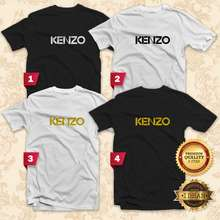 Kenzo T-Shirt Men / Women Unisex Tee Casual Watch Sport Brand - Idean Style S114