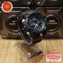 Submarine U.S. Tp-3190M,Dual Time,Wr 30M,New Arrival
