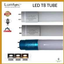 Lumitec 10W / 20W / 30W - 2Ft / 4Ft T8 Led Tube - Day Light (Dl) / Warm White (Ww)