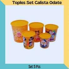 Calista Toples Set Odate Set 5 Pcs