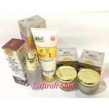 SALE cordyceps 4in1 paket lengkap (Night cream + Day cream + Serum + Sabun)