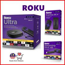 Roku Ultra 2021 | Dolby Vision | Dolby Atmos | Long-Range Wireless And Voice Remote With Tv Controls