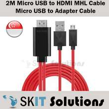 Mhl Cables Price In Singapore For January 2019 Iprice