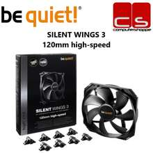 Be Quiet Silent Wings 3 120Mm Chassis Fan