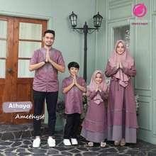 Fania Hijab Athaya Gamis Kids By