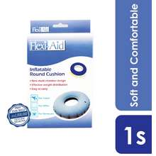 Flexi-Aid Alpro Pharmacy Exclusive - Inflatable Round Cushion 1S