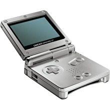 Nintendo Game Boy Advance SP Bạc Việt Nam