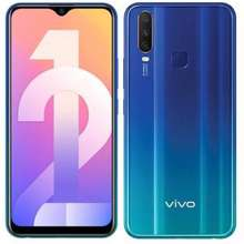 Vivo Y12 Aqua Blue