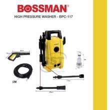 BOSSMAN BPC-117 High Pressure Washer Malaysia