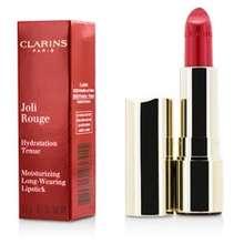 Clarins Joli Rouge Long Wearing Moisturizing Lipstick 742 Joli Rouge Hong Kong